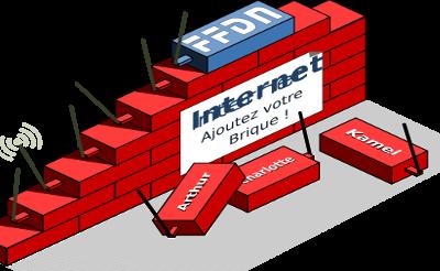 Install Party + Brique Internet