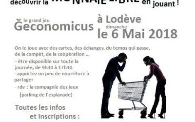CR 2eme Ğéconomicus Lodévois le 5 mai 2018