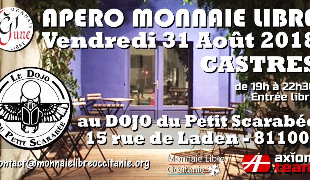 Podcast MLO N°4 : Apéro Monnaie Libre à Castres