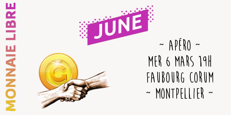 Apéro June ~ Montpellier