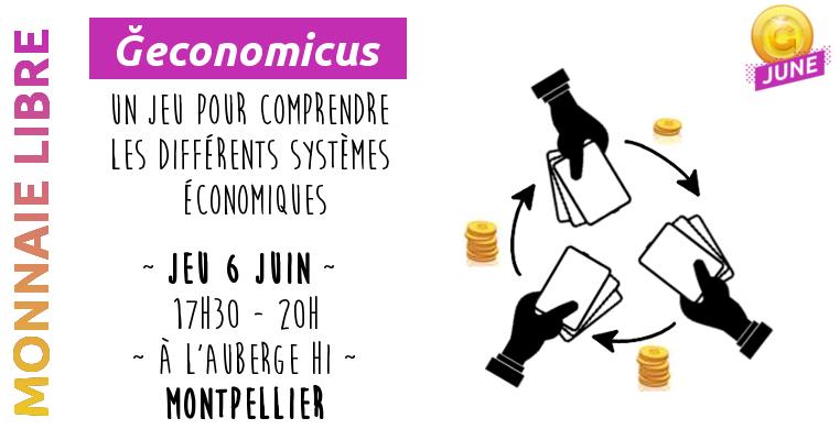 Jeu Ğeconomicus à Montpellier