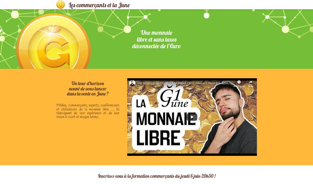 ANNULE Formation spécifique à l'utilisation légale de la monnaie libre à Ramonville