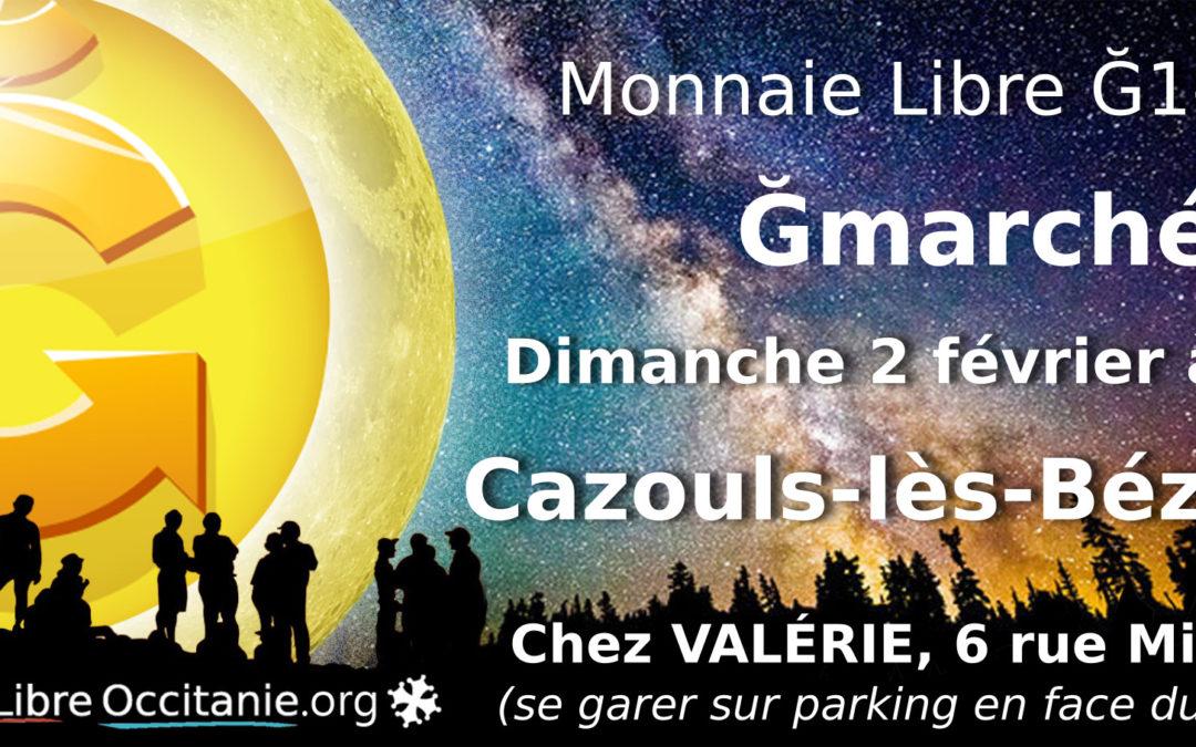 GMarché à Cazouls-lès-Béziers