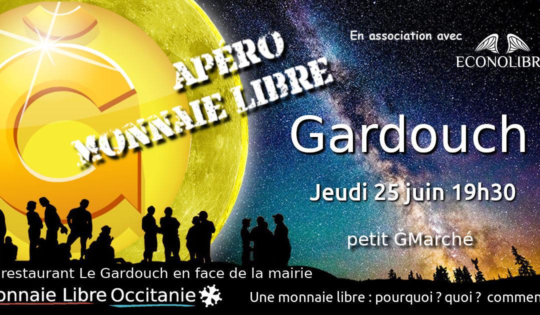 Apéro Monnaie Libre à Gardouch