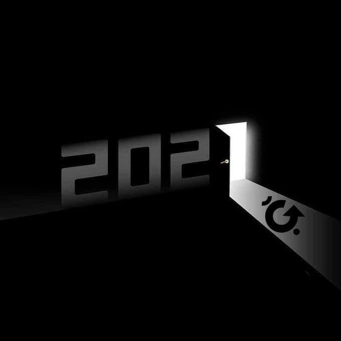 Bye bye 2020, Bonjour 2021